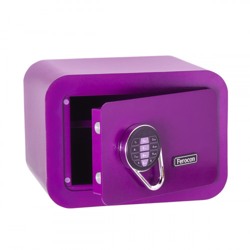 Safe furniture Ferocon ENERGY VIOLET