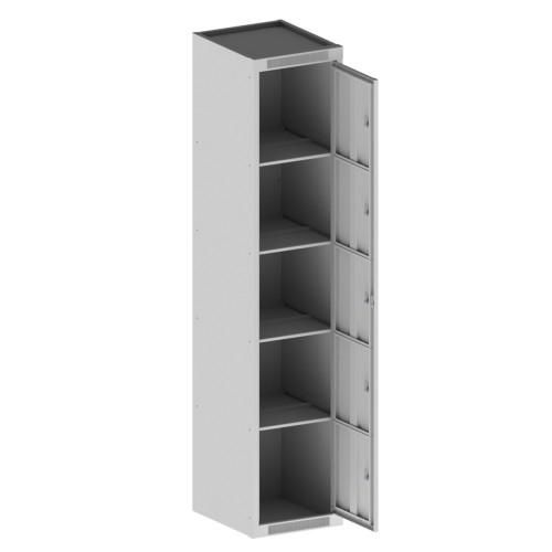 Металлический Шкаф для раздевалок учебных заведений Ferocon ШДРУЗ-5