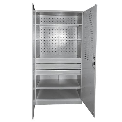 Металлический Архивный шкаф Ferocon АМШ-2