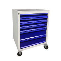"Tool trolley Ferocon ""Blue"""