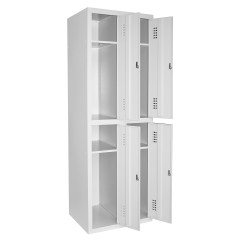 Metal cabinet Ferocon НО 24-01-06х18х05-Ц