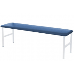 Medical bench without back (triple)