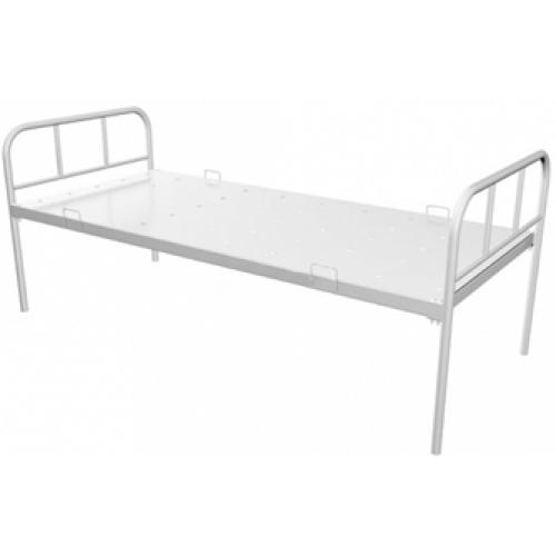 Кровать медицинская с основой, перфорированный лист, размер 2100х800х840