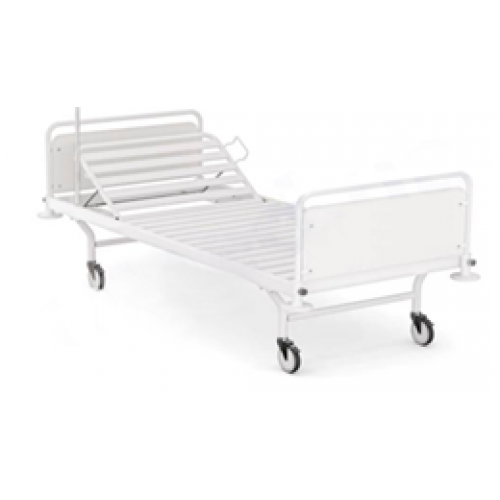 grebenka bed medical 2-section reinforced with mechanism