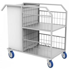 Тележка для транспортровки медицинских отходов