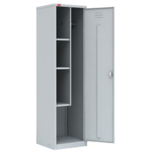 Медицинский Шкаф для инвентаря металлический однодверный