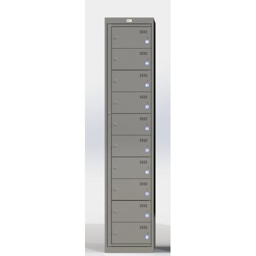 Металлический Ячеечный Шкаф 1ШБМ-10