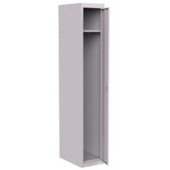 Медицинский шкаф гардеробный, одностворчатый, однодверный ШКМХ-01