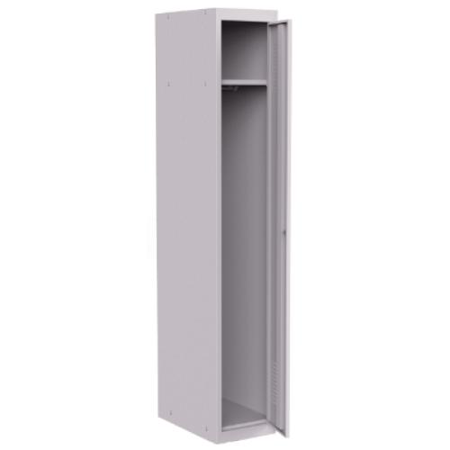 Шкаф медицинский гардеробный, одностворчатый, однодверный