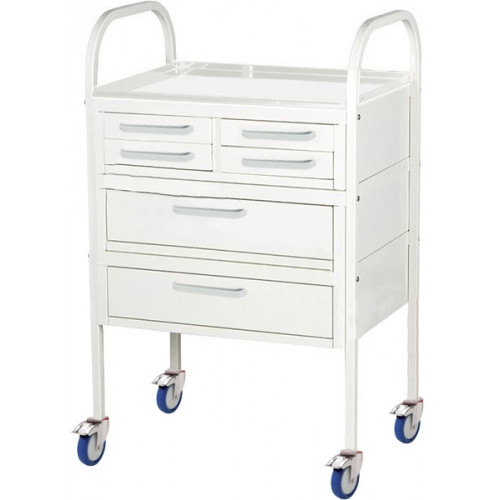 Столик с ящиками для стоматолога