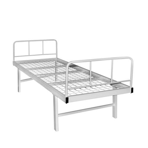 Кровать медицинская 1-секционная усиленная