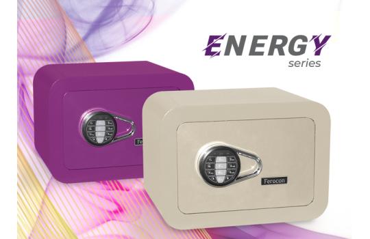 Новый мебельный сейф серии ENERGY