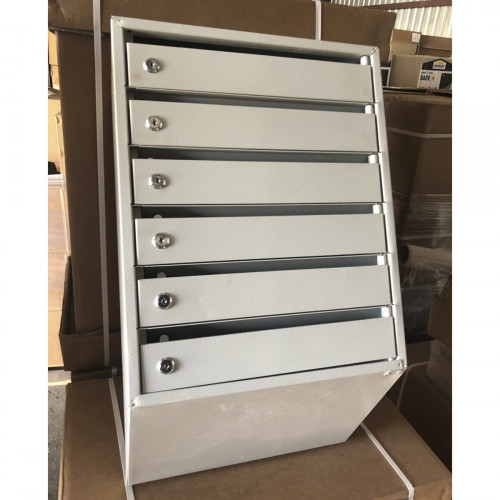 Subscriber mail cabinet ShPA RVS 16