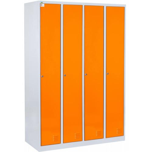 Шкаф ferocon 4х секционный
