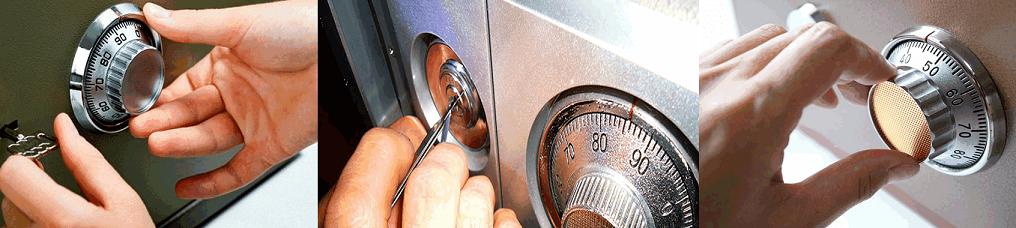 Способы при взломе сейфа